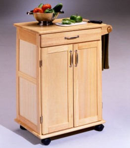Home Styles Promo Utility Kitchen Cart