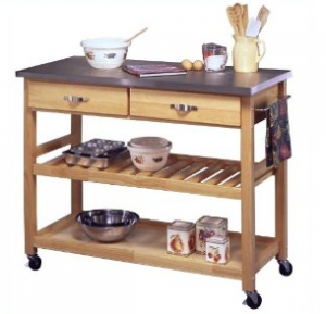 Best Kitchen Islands Carts on Wheels-